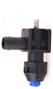 Single-hose tail connection pipe S1