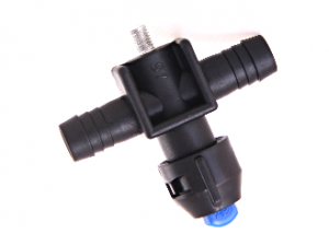 Straightway tail connection pipe S1